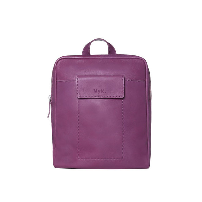 SOLD OUT Bag Delano -Plum