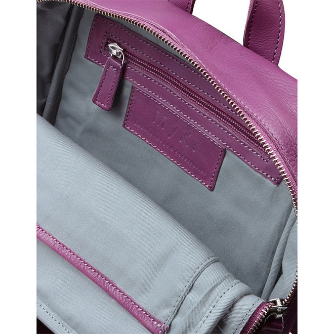 Bag Delano -Plum