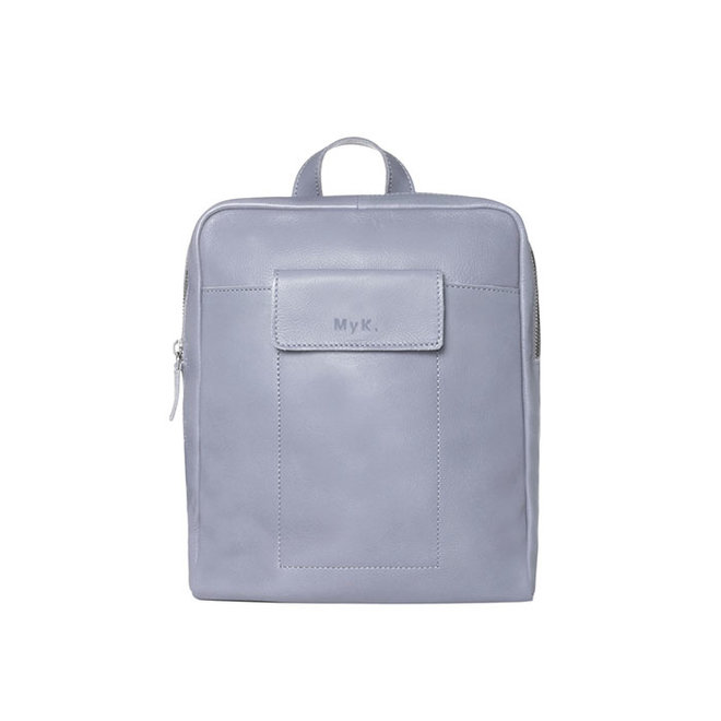 SOLD OUT Bag Delano -Silver Grey