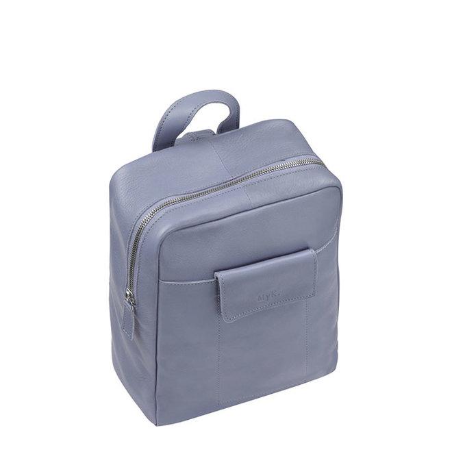 Bag Delano -Silver Grey