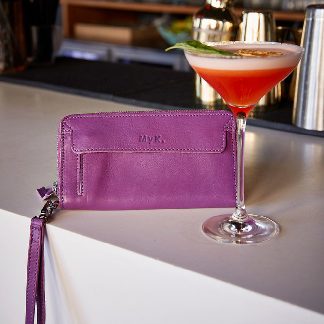 SOLD OUT Purse Spendit - Plum