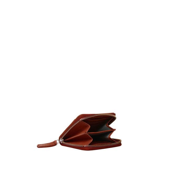 Portemonnee Dawn - Chestnut