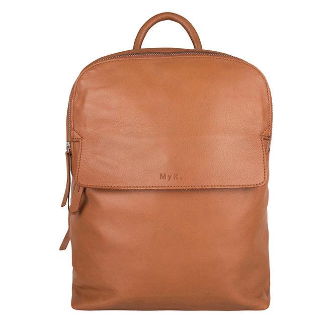 Bag Explore - Caramel - 13 inch laptop backpack