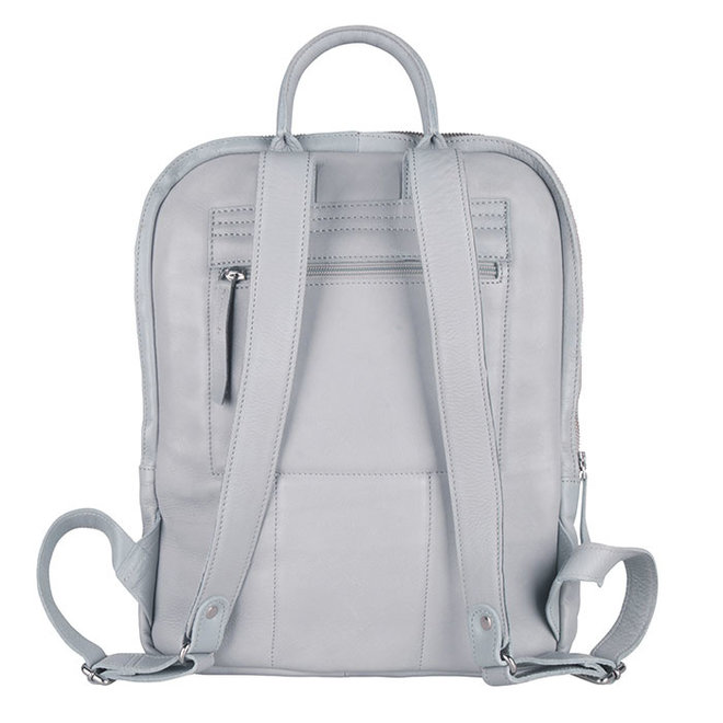 Bag Explore - Silver Grey - 13 inch laptop backpack