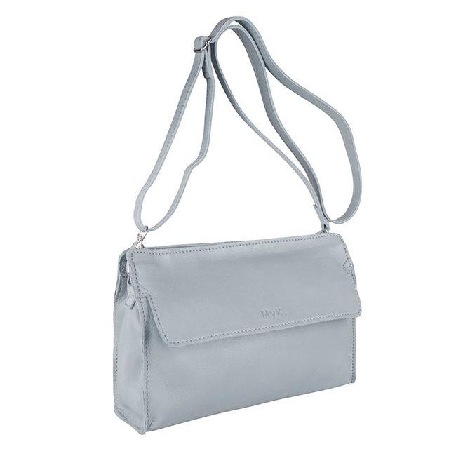 Tasche Cocktails - Silber Grau