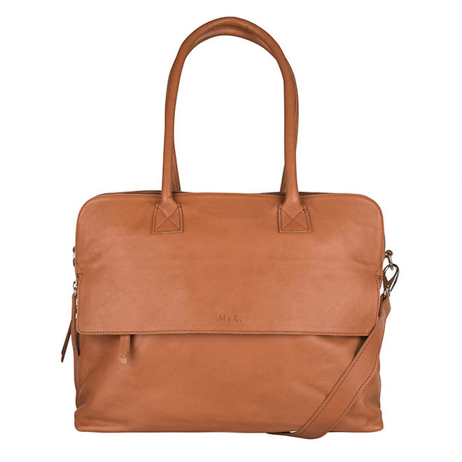 Bag Focus 15 inch - Caramel