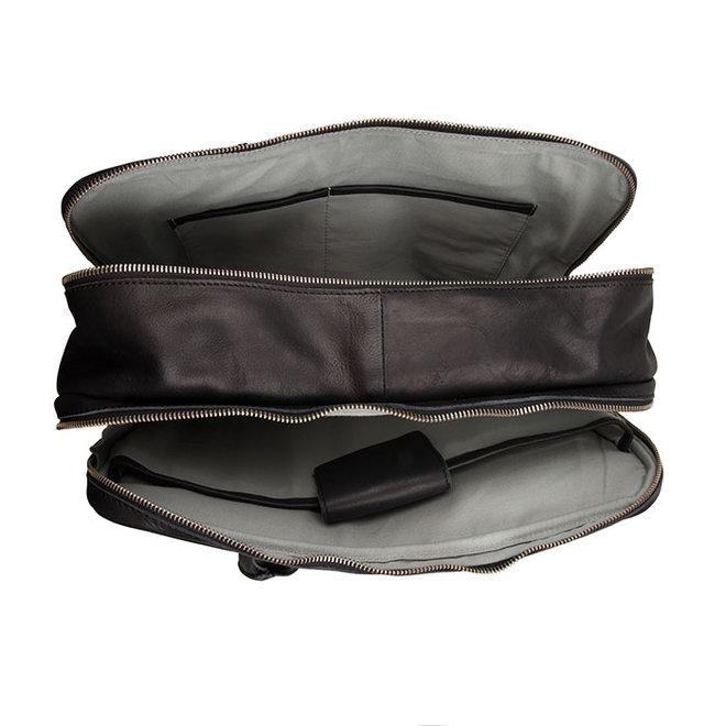 Bag Focus - Black  - 15 inch Laptop Tas
