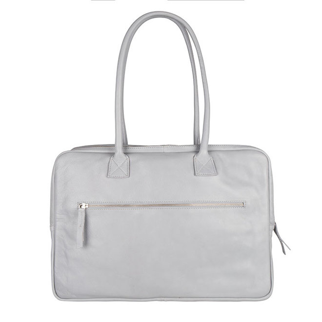 Tasche Focus 15 Zoll - Silber Grau