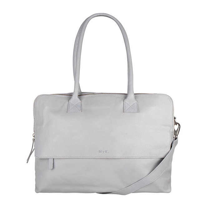 Bag Focus 15 inch - Silver Grey