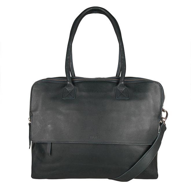 Bag Focus 15 inch - Emerald green