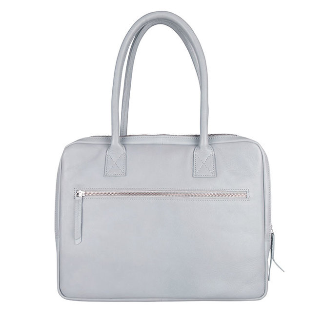 Bag Focus - Silver Grey  - 13 inch Laptop Tas