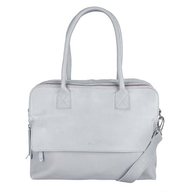 Bag Focus 13 inch - Silver Grey