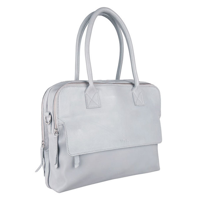 Bag Focus - Silver Grey - 13 inch Laptop Bag