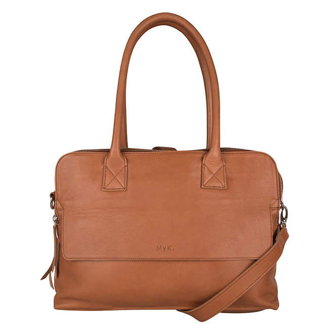 Bag Focus 13 inch - Caramel