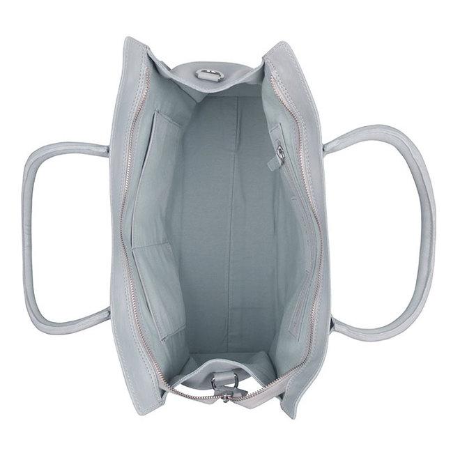 Bag Mustsee - Silver Grey