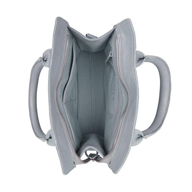 Tasche Cityhopper - Silber Grau