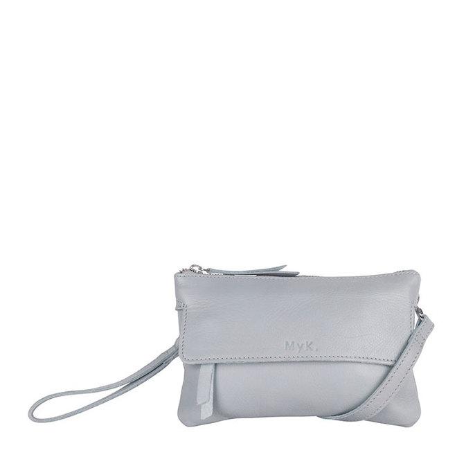 Tasche Wannahave - Silber Grau