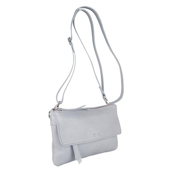 Bag Wannahave - Silver Grey