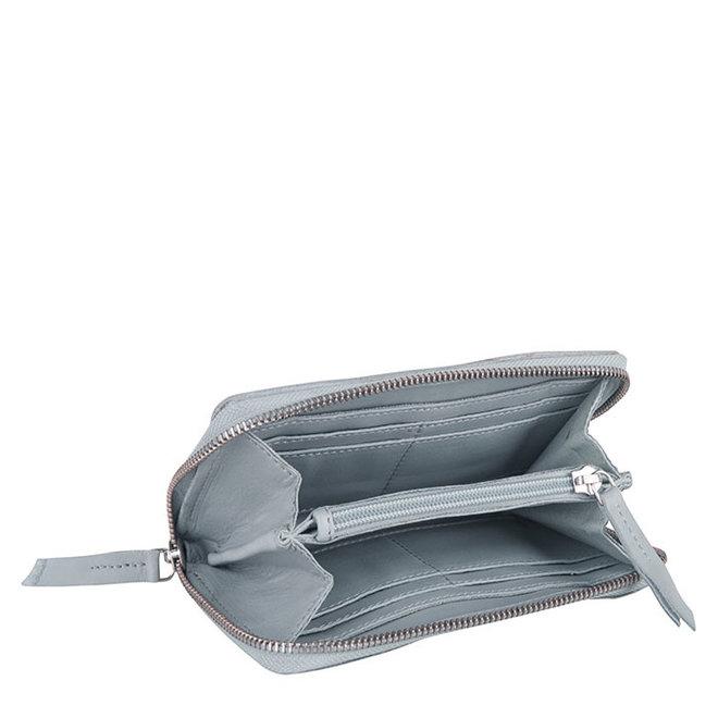 Geldbörse Spendit - Silber Grau