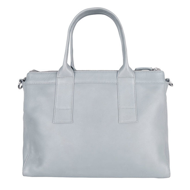 Tasche Orchid -Silber Grau