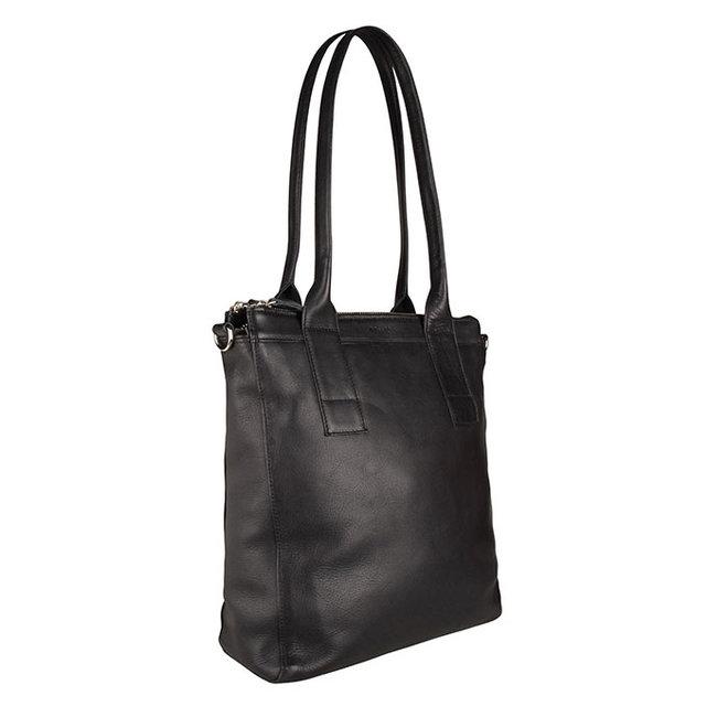Tasche Lotus - Schwarz