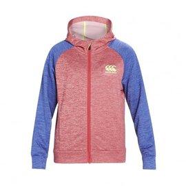 Canterbury Canterbury Girls' Poly Fleece Zip Through Hoody