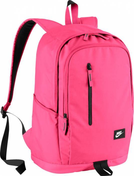 5694830a1fdecc Gannon Sports - Nike All Access Fullfare Backpack, Pink - Gannon ...