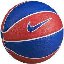 Nike Mini Dominate Basketball, Blue/Red