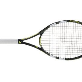 Babolat Babolat Evoke 102 Tennis Racket Grey/Yellow (2018)