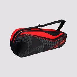 Yonex Yonex BAG8723EX 3 Racket Bag, Red/Black (2017)
