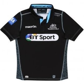 Macron Macron Junior Glasgow Warriors SS Home Replica