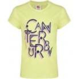 Canterbury Canterbury Girls CCC Graphic Tee