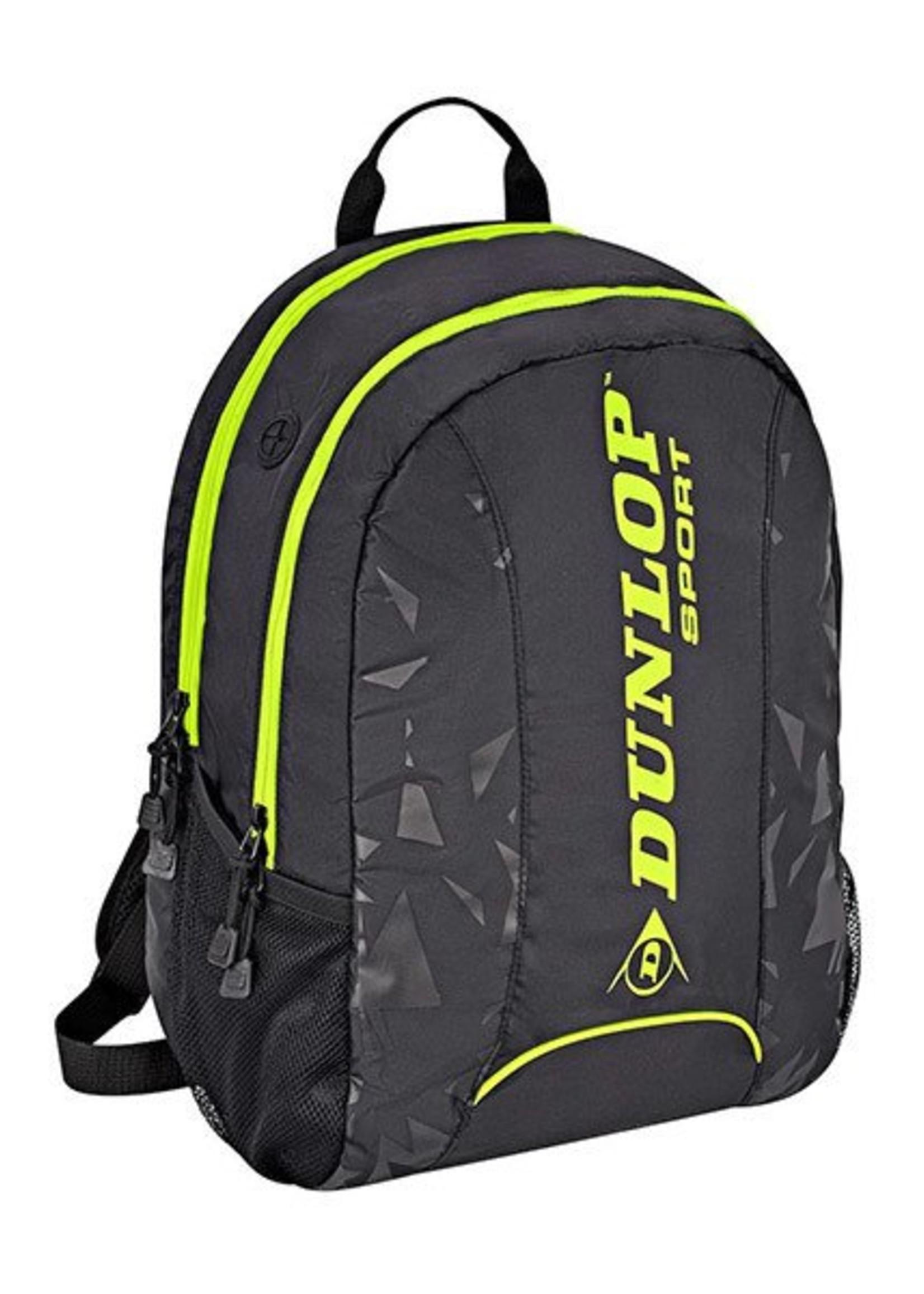 Dunlop Dunlop Revolution NT Backpack (Black/Yellow)