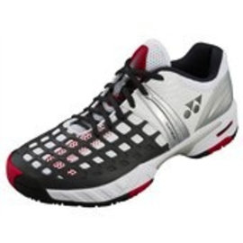 Yonex Yonex SHT-PROEX Gents Tennis Shoe White/Gray UK 8