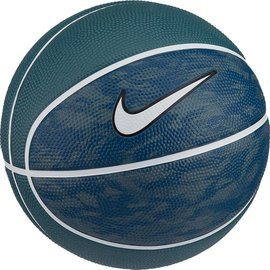 Nike Nike Mini Basketball, Iced Jade/Space Blue/White