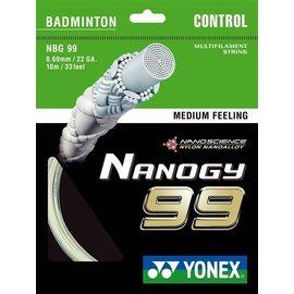 Yonex Yonex Nanogy 99 Badminton String 10m Set