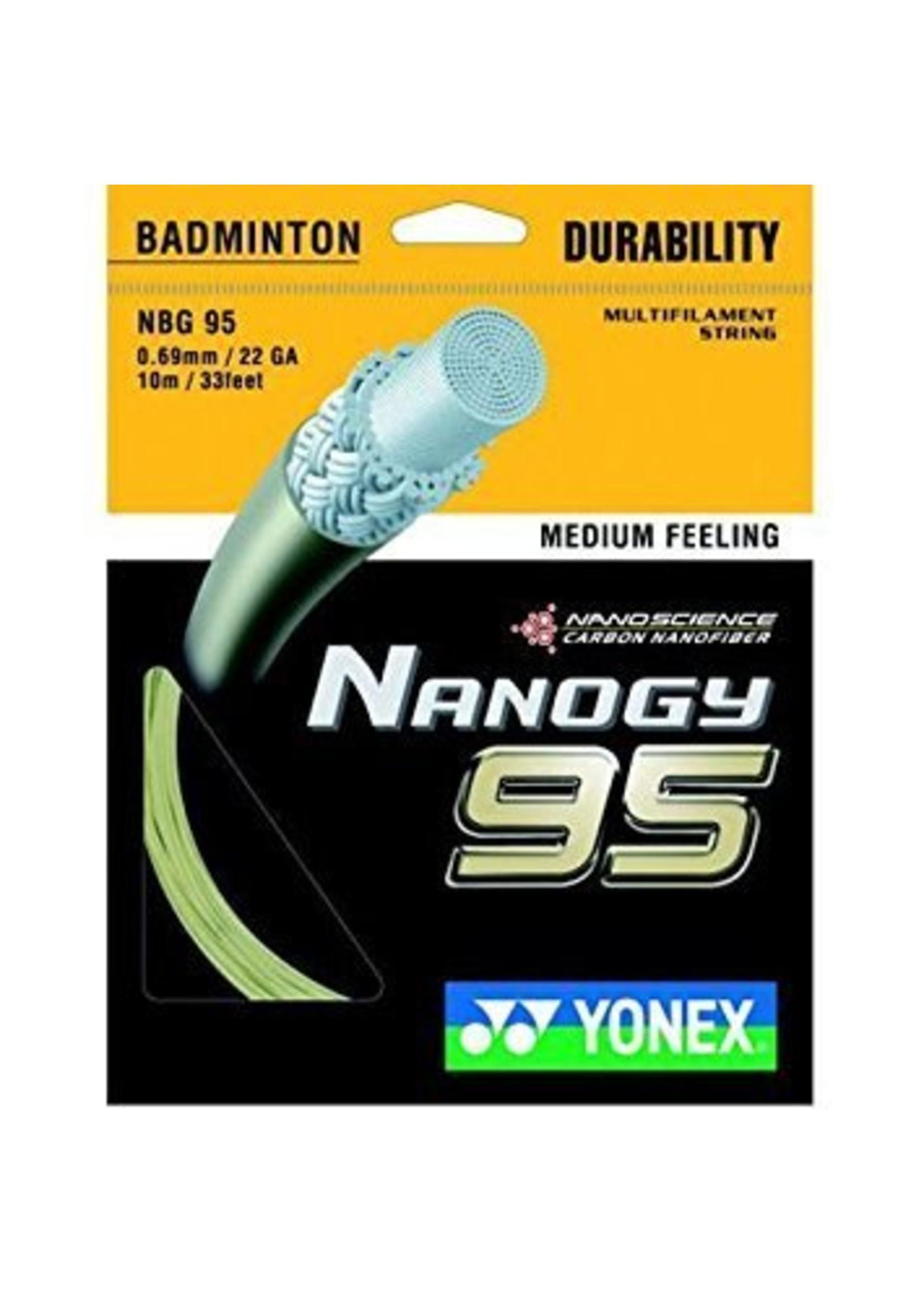 Yonex Yonex Nanogy 95 Badminton String 10m Set