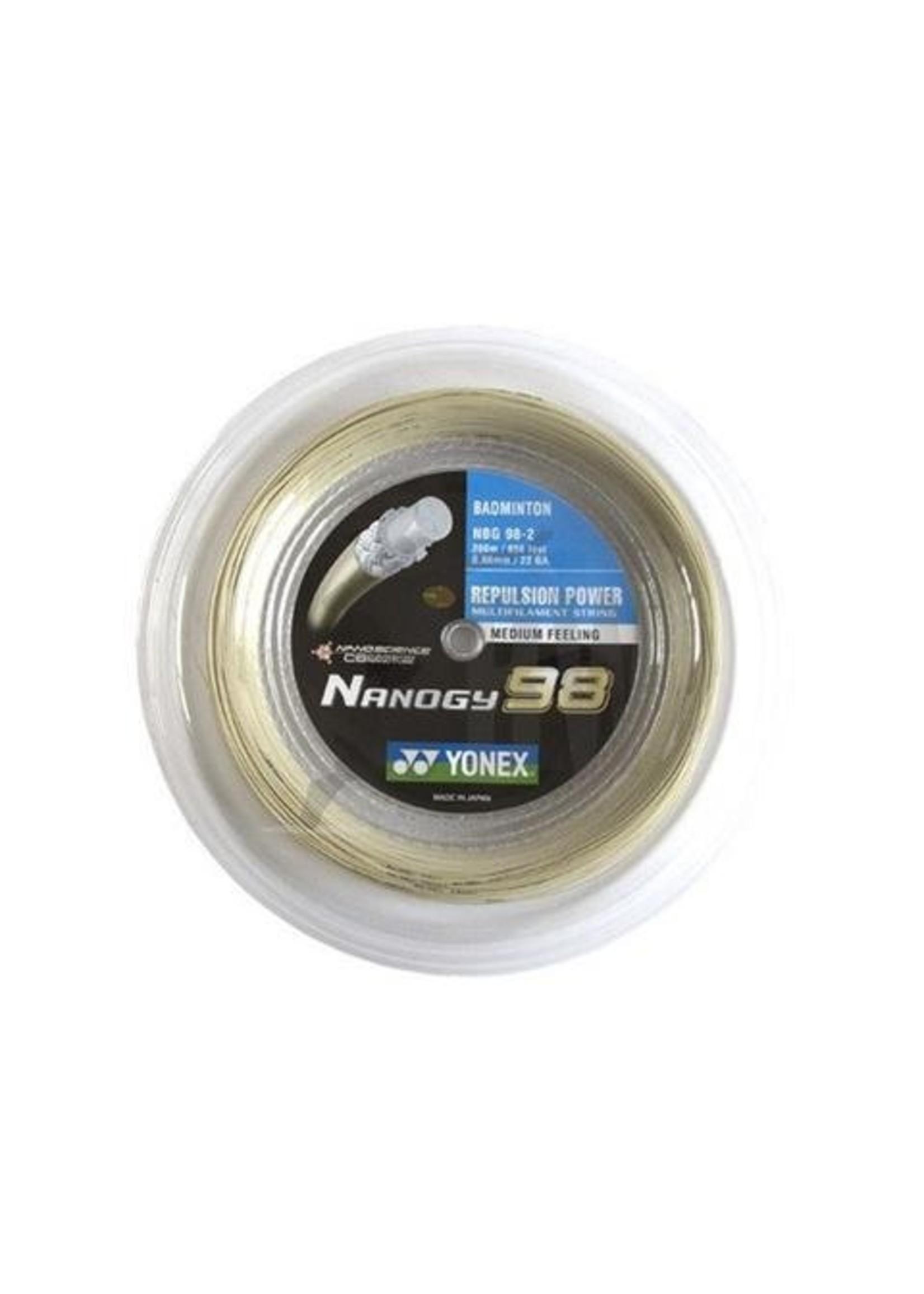 Yonex Yonex Nanogy 98 Badminton String - 200m Reel