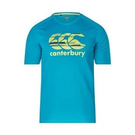 Canterbury Canterbury Mens Vapodri Poly Logo Tee