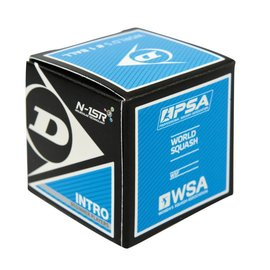 Dunlop Dunlop Intro Squash Ball (Blue Dot)