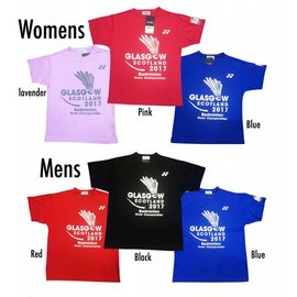 Yonex World Championship Mens T-Shirt (17297)