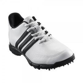 Adidas Adidas jnr golflite 4 golf shoe white/black 5