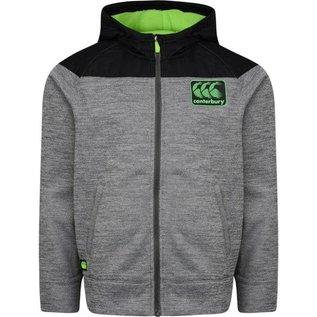 Canterbury Canterbury Junior Vaposhield Fleece Zip Through Hoody (2018)