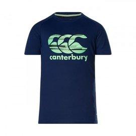 Canterbury Canterbury Junior Vapodri Poly Logo Tee (2018)