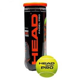 Head Head Padel Pro Padel Balls (3Ball)