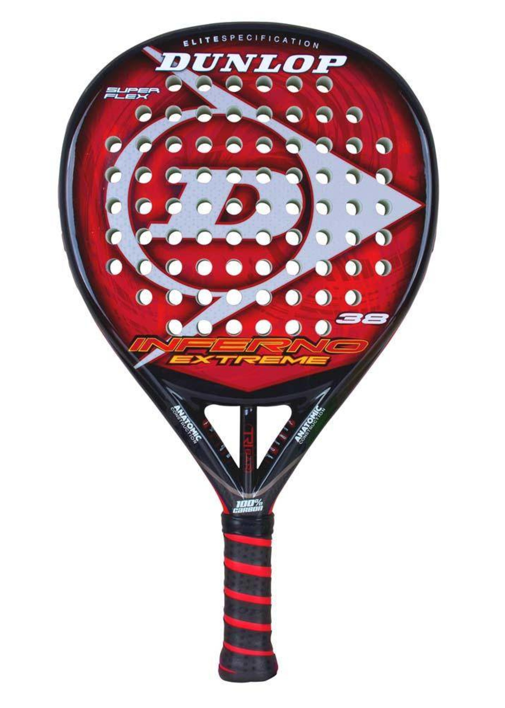 Dunlop Dunlop Sport Padel Racket Inferno Extreme, G0