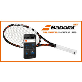 Babolat Babolat Play Pure Drive GT Tennis Racket Black/Orange G2