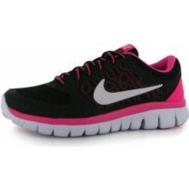 Nike Flex 2015 Run (GS) 001 Black/Pink 5
