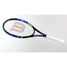 Wilson Wilson Ultra 100 Tennis Racket Navy/Blue G1