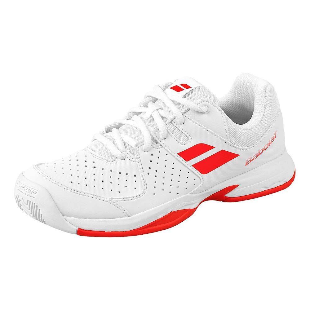 Babolat Tennis Shoes >> Babolat Junior Pulsion All Court Tennis Shoes 2018